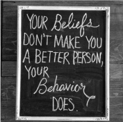 a quote about beliefs